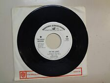"MUSIC MACHINE: To The Light-You'll Love Me Again-U.S. 7"" 68 Warner Bros. 7199 DJ"