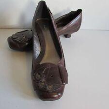 Clarks Business Cuban Heels for Women