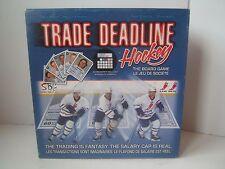 Trade Deadline Hockey Salary Cap Board Game Complete w/ Electronic Scorekeeper