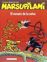 El Novato De La Selva (Marsupilami)