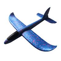 XXL Gleitflieger Styroporflieger 50 cm Flugzeug Wurfgleiter Glider Segelflugzeug