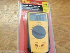 MULTI METER TESTER ELECTRICAL SPERRY INSTRUMENTS DM6250 DIGITAL AC DC VOLT METER