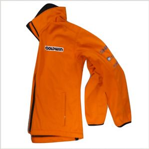 Goldwin Mens Ski Jacket 2XL Whistler Ski Club Cup 2011 softshell Racing Canada