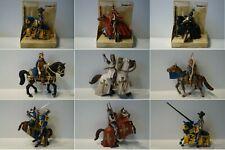 Schleich 70009-70054 Ritter mit Pferd Kreuz Löwen Lilien Raritäten auch NEU OVP