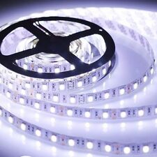 Bright 5M 5050 Day White 300 LED Light Flexible Strip Lighting 12V DIY Party