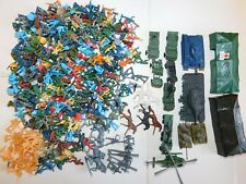 AIRFIX, ESCI, 1/72 Scale Soldiers, Romans, WWII, Foreign Legion, 435+ Piece Lot