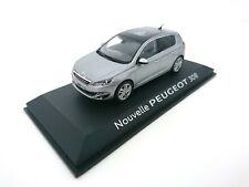New Peugeot 308 - 1:43 NOREV DIECAST MODEL CAR DEALER PACK 473808