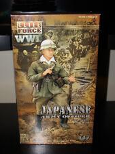 BBI Elite Force WWII Japanese Army Office Saburo Nakagawa MIB