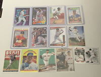 Boston Red Sox Baseball Card Lot (Manny Ramirez Rookie Cards, Jim Rice /299)