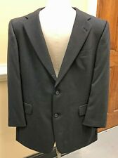"""Hart Schaffner Marx Men's Dark Navy Suit - Size 42S 36"""" x 29"""""""