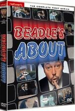 BEADLE'S ABOUT the complete first series 1. Jeremy Beadle. New sealed DVD.
