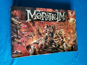WARHAMMER MORDHEIM CITY OF THE DAMNED INCOMPLETE 1999