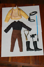 """Luke Skywalker Ceremonial 12"""" Outfit-Kenner-Star Wars 1/6 Scale-Use To Customize"""