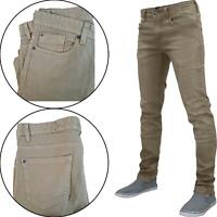 Ex-Wrangler Mens Chino Trousers Stretch Slim Fit Jeans Cotton Pants Bottom