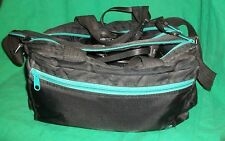 VTG MINOLTA SRT 202 CAMERA PHOTO COAST BAG KENKO CF 3X WIDE ZOOM TELE LENS KODAK
