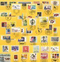 BUND 2020 - Briefmarken gestempelt ESST Briefstücke - Aussuchen! [BST2020