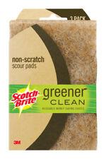 Scotch-Brite Non-Scratch Scouring Pad For All Purpose 6 in. L 3 pk 97223-3-12