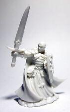 1x SIR MALCOM CRUSADERS SERGEANT - BONES REAPER figurine miniature rpg d&d 77423