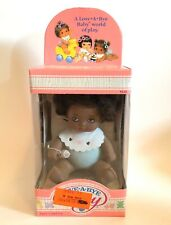 1987 Hasbro Love A Bye Baby Doll African American NEW SEALED 5126