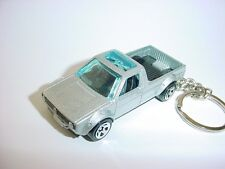 NEW 3D SILVER VOLKSWAGEN CADDY CUSTOM KEYCHAIN KEY CHAIN keyring VW pick up RIDE