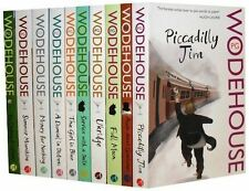 Pg Wodehouse Collection 10 Books Set New [Paperback] [Jan 01, 2005] Pg Wodehouse