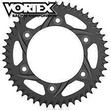 BLACK 00-07 GSXR 750 42-T VORTEX 520 Rear Sprocket 2002 2003 2004 2005 2006 2007