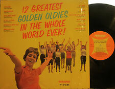 12 Greatest Golden Oldies in the Whole Wide World Ever! (Parkway) Mono (Doo-Wop!