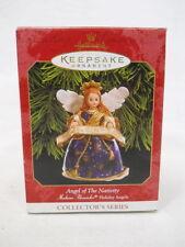 Hallmark Keepsake Christmas Ornament Madame Alexander Angel of The Nativity