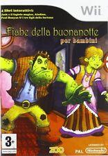 Fiabe Della Buonanotte Per Bambini  - Nintendo WII (Edizione Italiana)