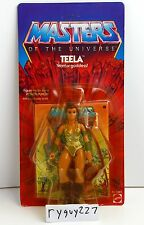 MOTU, Teela, Tale of Teela, Masters of the Universe, MOC, carded, figure, He Man
