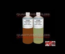 MOULDCRAFT A3000 250g BROWN FAST CAST Polyurethane Liquid Plastic casting Resin