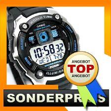 Casio digital reloj hombre modelo ae-2000w -1 avef