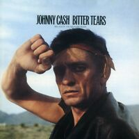 Johnny Cash Bitter Tears Ballads of the American Indian New CD