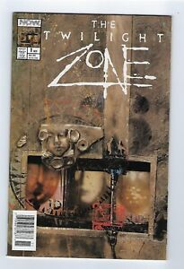 The Twilight Zone Premiere #1 (Oct 1991, Now comics) *High Grade copy.