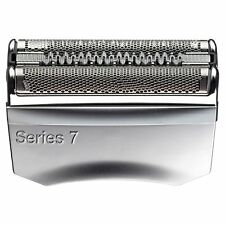 Braun 70S Testina di Ricambio, Compatibile con i Rasoi della Serie 7, Argento