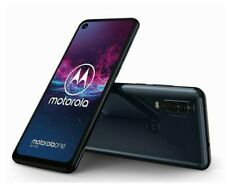 Motorola One Action XT2013-2 Unlocked Android 128GB 4GB Denim Blue New