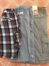 Jack & Milly Boys Shorts x 3 Sz 8
