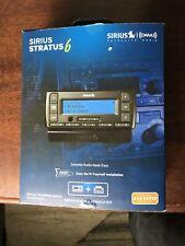 New ListingSirius (Sdsv6V1) - Stratus 6 Satellite Radio Receiver Vehicle Kit - New Open Box