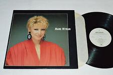 MARIE MYRIAM Self-Titled LP 1985 Polydor Canada Vinyl 2424 255 Quebec VG+/VG+