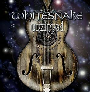 Whitesnake - Unzipped (Deluxe Edition) [CD] Like New Played Once
