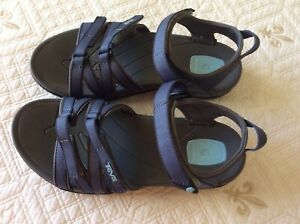 Teva Womens Tirra Walking Shoes Sandals Blue colour Sports Outdoors