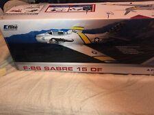 Eflight F-86 Sabre 15 DF ARF Rc Plane