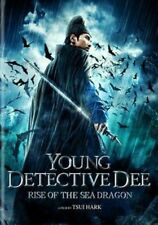 Young Detective Dee Rise of The Sea D 0812491014981 DVD Region 1