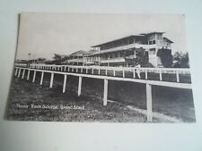 Vintage Postcard POONA RACECOURSE, GRAND STAND, Poona (India)      §A1659