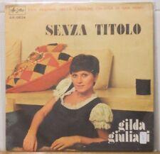 GILDA GIULIANI - DIO CHE TUTTO PUOI - SENZA TITOLO - NUOVO 1974-XXIV SAN REMO