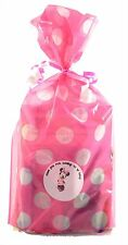 DISNEY Minnie Mouse Pre Riempito Party Bag Kids compleanno nozze OMAGGI PREMIA