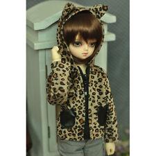 "1/6 BJD Coat Leopard Outfits For 1/6 11"" 27cm Tall BJD AOD AS YOSD DD Dollfie"