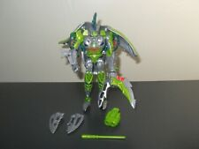 transformers beast wars mega class cybershark complete