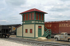 HO-Gauge - Bachmann - Falls Junction Switch Tower
