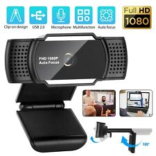 1080P USB HD Clip Webcam Computer Web Camera With Microphone Video For Desktop